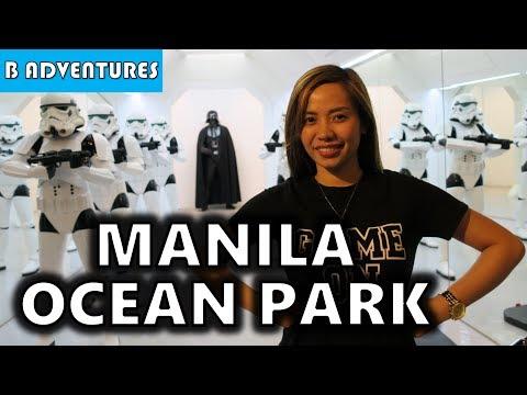 Manila Ocean Park Pt3, Philippines S4, Vlog 8