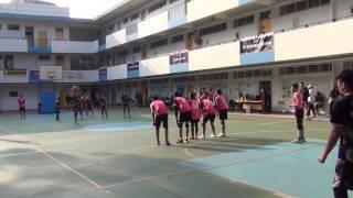 2017年青協盃 閃避球U16混合組八強賽 赤誠體育U16