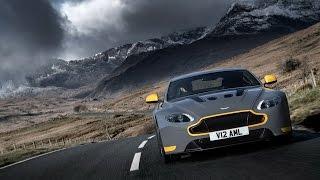 Авторамблер - Aston Martin V12 Vantage S Manual