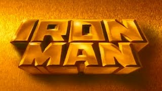 """Theme of """"Iron Man"""" [1994-1996] ~ William Anderson (1-Hour Extended w/DL)"""