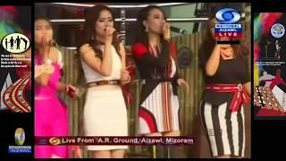 Chapchar Kut 2018 | SHAI HILLS BAND ft Dji, Feli Fanai, Zorinzuali