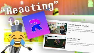 """Reacting"" to roblox minigunner"