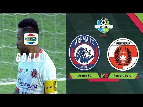 Gol Bunuh Diri Tonny Roy Ayomi - Arema FC (3) vs (0) Perseru Serui | Go-Jek Liga 1 Bersama Bukalapak Mp3