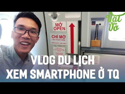 Vật Vờ| Vlog du lịch - Đi mua smartphone bên TQ