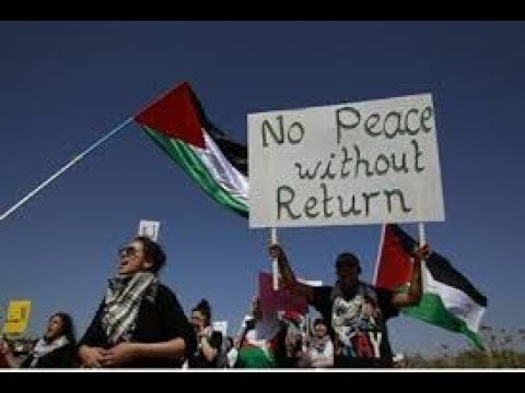 """A Simple Question: Palestinian """"March of Return"""""""