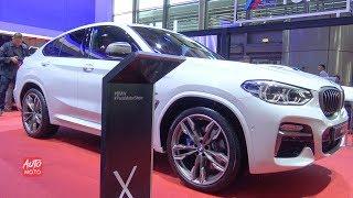 2019 BMW X4 M40d - Exterior And Interior Walkaround - 2018 Paris Motor Show