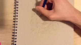 Drawing Dolly Parton