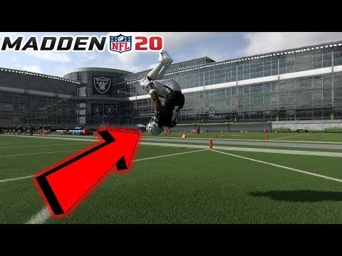 Madden 20 How To FRONT FLIP!! (EASY)
