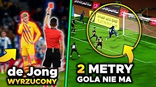 de Jong WYRZUCONY z boiska! FC Barcelona remisuje! Nie trafił na pustą bramkę! PUDŁO ROKU | LANDRI