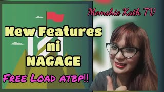 Download lagu Ngage New Features And Update | Missions | Tutorial ng Libreng Load | Momshie Kath TV