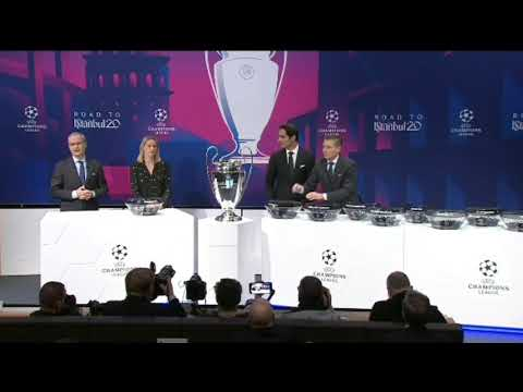 Sorteio da Uefa Champions League 2019/2020 | Oitavas De Final
