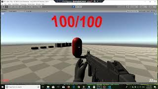 Unity3D - Indie Multiplayer FPS 2020 Pre Alpha v1.1