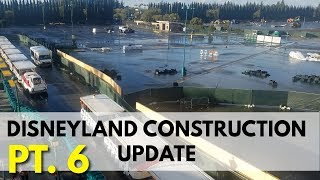 Disneyland Construction update - New Tram Route, Splash Mountain rumors | 03/03/18 pt 6 thumbnail