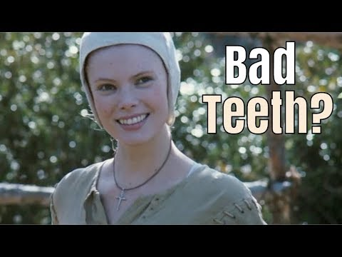 Did People have Bad Teeth in the Middle Ages?