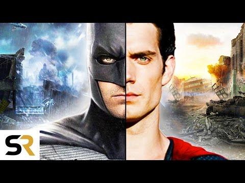 Batman V Superman: How a Man Can Beat a God [Documentary]