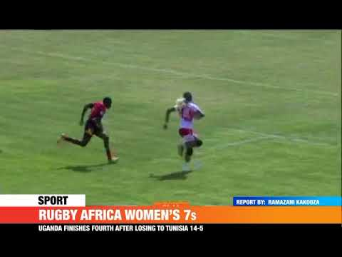 #PMLive: RUGBY AFRICA WOMEN'S 7S