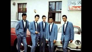 The Tielman Brothers - The Third Man Theme (live audio tape 1962)