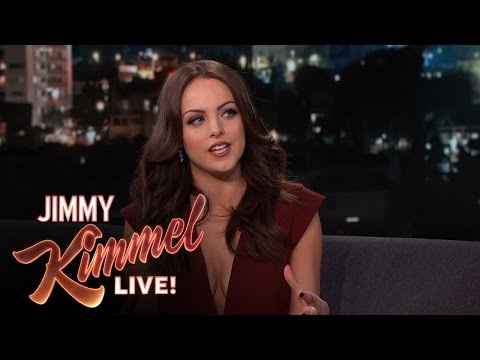 Liz Gillies Left Her New Boyfriend Alone with Her Parents