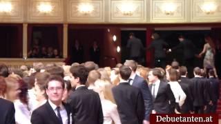 "Pharrell Williams - ""Happy"" Partytanz Generalprobe Wiener Opernball 26.02.2014"