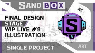 Final Design Stage - Angry Birds vs Transformers - Stream #65 - Fan Art