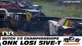 Open Dutch Losi 5T Championships - Team Losi Bigscale Nederland