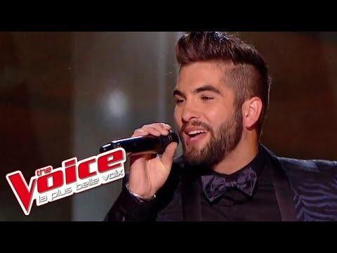 The Voice 2015│Kendji Girac - Conmigo│Finale