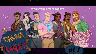 Dream Daddy FINALE - Bangin in a Cemetery ~ Drunk and Angry