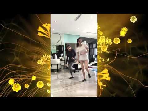 Nữ Hoàng Đồ Lót Ngọc Trinh Nhảy Suffle Dance - Hot Videos