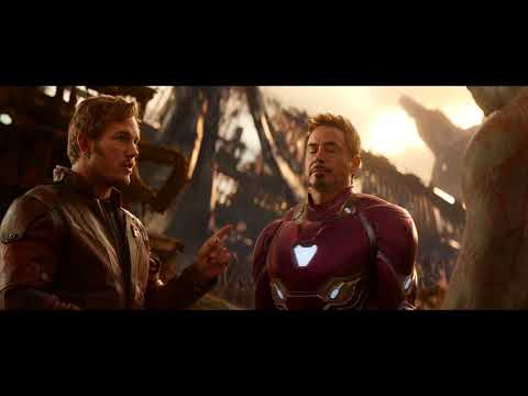 Avengers Infinity War Trailers Chronological Edit