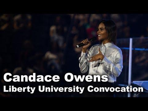 Candace Owens - Liberty University Convocation