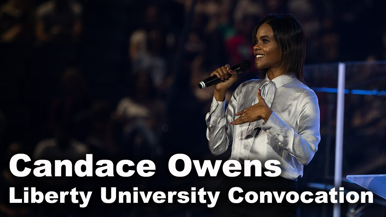 Candace Owens – Liberty University Convocation