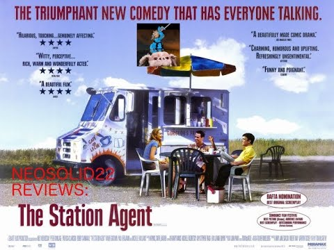 Neosolid22 Reviews: The Station Agent