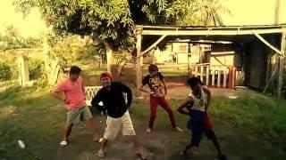 XB gensan bubble gum girl dance challenge-ultimattix dance moverz