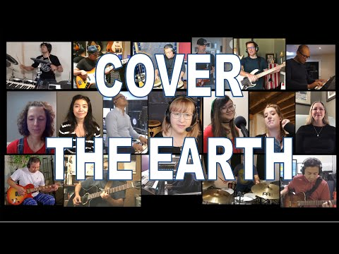 Cover The Earth (Israel Houghton) - The Inspirition Band - Quarantine Team Video
