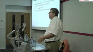 Steve Krug Guest Talk - City University London