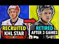 When Recruiting A KHL Star Goes HORRIBLY WRONG