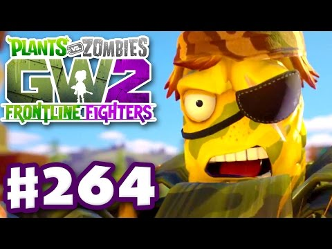 COMMANDO CORN! - Plants vs. Zombies: Garden Warfare 2 - Gameplay Part 264 (PC)