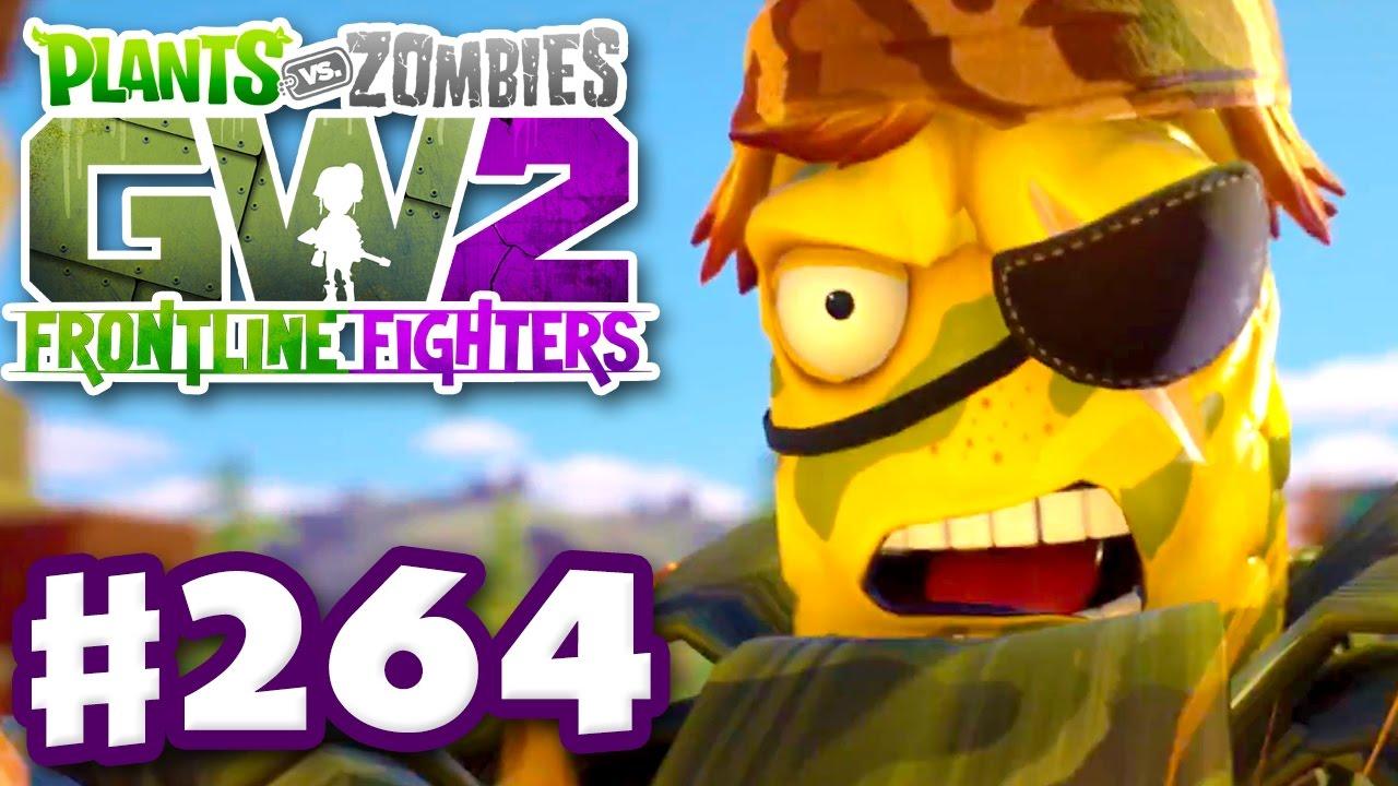 COMMANDO CORN! - Plants vs. Zombies: Garden Warfare 2 ...