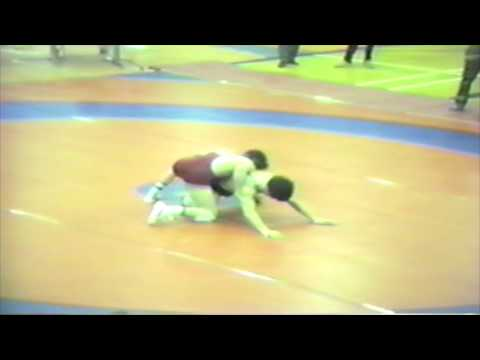 1987 National Espoir Championships Match 20