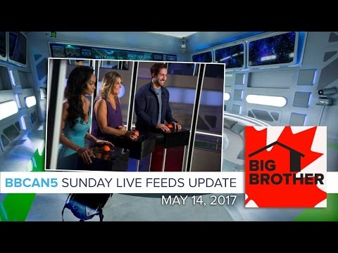 Big Brother Canada 5 Live Feeds Update | Sunday, May 14, 2017