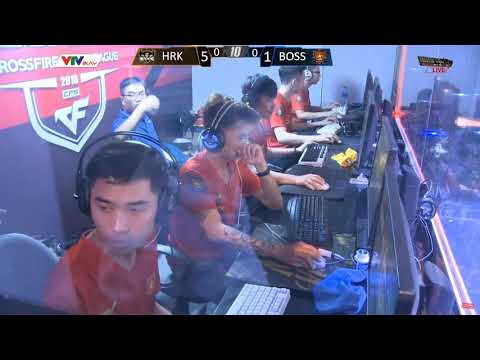 Chung kết CFEL 2018 Season 1  HRK vs Boss CFVN