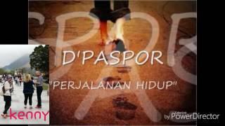 Gambar cover Perjalanan hidup (D`paspor) lirik