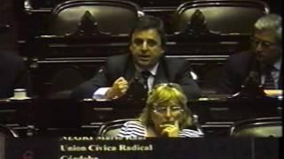Mario Negri | 23-11-2006  - Cuestión Privilegio Amenazas Diputada Salta