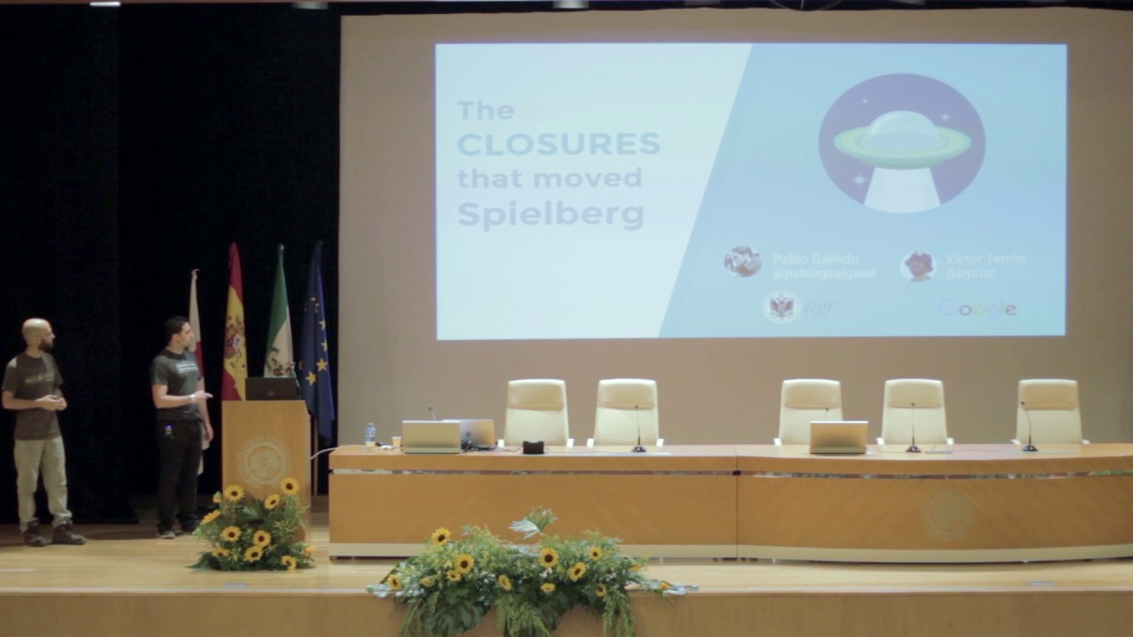 Image from Los closures que emocionaron a Spielberg