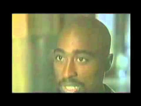 The Rose that grew from Concrete-Tupac interview