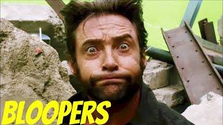 Hugh Jackman - Bloopers