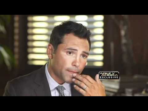Oscar De La Hoya Admits He Was Addicted To Cocaine & Cheating On His Wife!