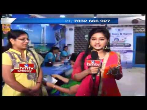 Huge Response on RV Tours and Travels Expo in Hyderabad | HMTV