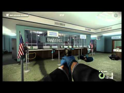 Payday 2 Trustee Bank Solo Stealth (no assets)