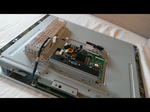 Επιδιόρθωση οθόνης υπολογιστή - ViewSonic VE700